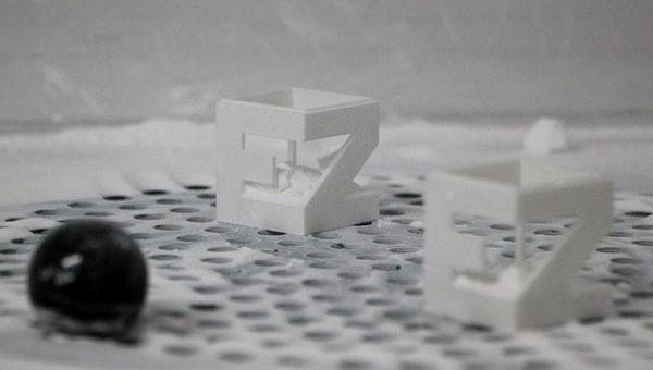 Impression 3D Frittage de poudre (SLS)